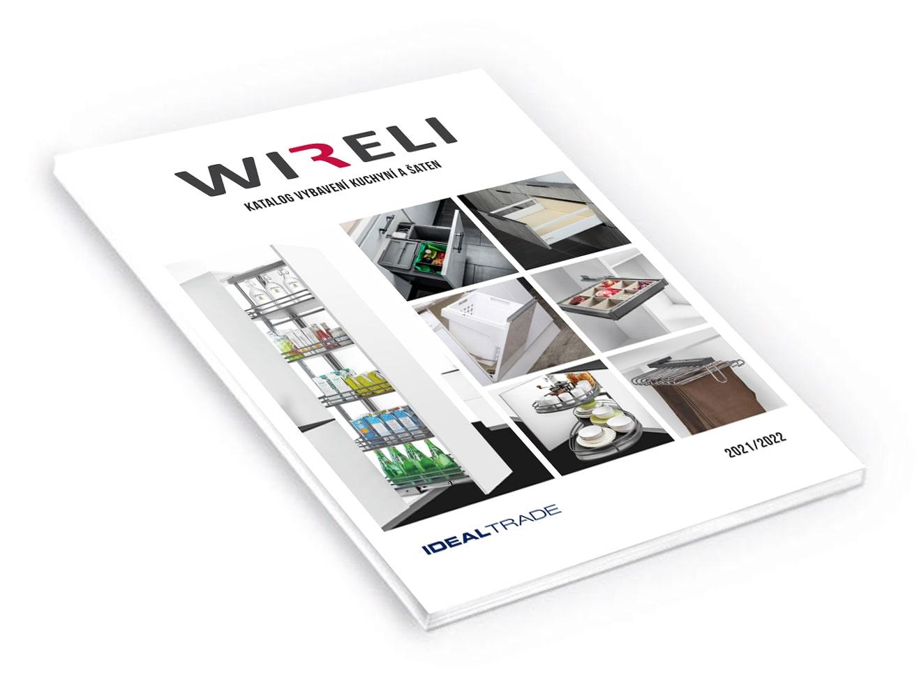 Katalog nábytkového kování Wireli